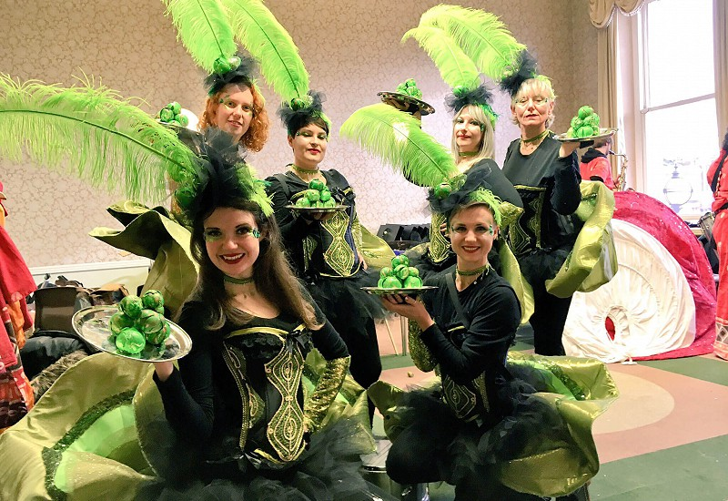 Brussel Sprouts, Born and Bred Dance Theatre